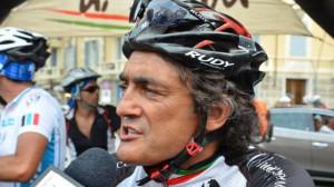 Il primo maggio 'El Diablo' Chiappucci a Borgo San Dalmazzo per la 'Giornata del ciclista'
