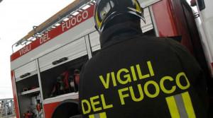 Incidente a Busca, furgone sbatte contro colonnina del gas