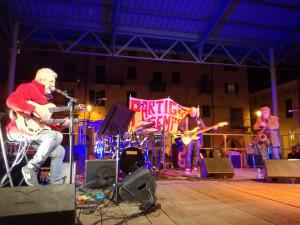 Il ricordo della Resistenza con Landini e i Musici di Guccini