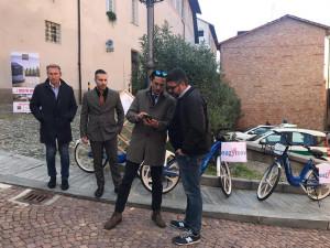 Arriva a Saluzzo 'Bus2Bike', il sistema di bike-sharing a pedalata assistita integrato al Tpl