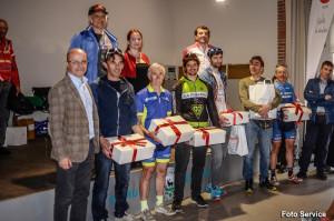 Ciclismo, Andrea Nebiolo e Paolo Morelli trionfano nel primo 'Memorial Giusi'