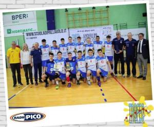 Cuneo trionfa al Trofeo 'Bussinello' con l'Under 16 maschile