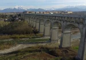 Il divieto di transito per i mezzi pesanti verrà esteso anche ai ponti sul Gesso e sulla Stura
