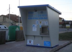 Venerdì si inaugura la nuova 'casetta dell'acqua' di Bernezzo