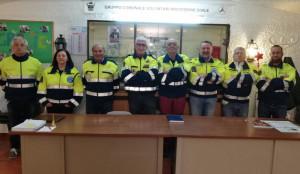 Nuovo direttivo per il Gruppo Comunale dei Volontari di Protezione Civile di Cuneo