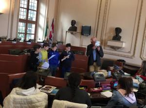 Bra: la giuria del Consiglio Comunale dei Ragazzi per il premio letterario 'Giovanni Arpino'