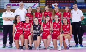 Pallavolo U16: UBI Banca S.Bernardo Cuneo alla Final Four Regionale
