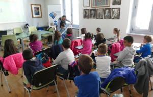 Venti alunni delle scuole primarie a lezione di sicurezza stradale con l'Aci Cuneo