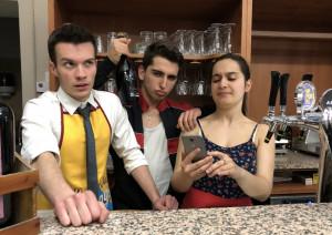 Venerdì 17 maggio al Teatro Civico di Busca la commedia 'Barriere, amori e altri guai'