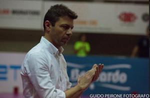 Pallavolo A2/F: Davide Delmati confermato alla guida della Lpm Bam Mondovì