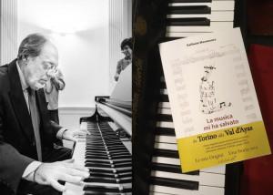 Bra, un Caffè Letterario con il pianista e compositore torinese Raffaele Montanaro