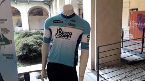 Svelata la maglia della granfondo 'Fausto Coppi' 2019