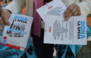 A Cuneo torna la raccolta alimentare 'Dona la Spesa' in favore delle persone in difficoltà