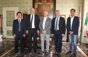 Alba: siglato l'accordo per la concessione dell'immobile del Centro Collaudi al Ministero