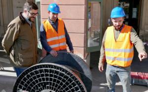 Castellar e Saluzzo sempre più vicine grazie alla fibra ottica di Isiline