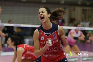 Pallavolo A2/F: la Lpm Bam Mondovì conferma Elisa Zanette