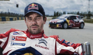 Anche il nove volte campione del mondo Sebastien Loeb al via del prossimo Rally di Alba