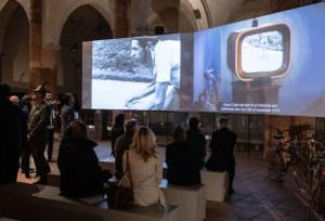 Arriva il Giro d'Italia a Cuneo, apertura prolungata della mostra su Fausto Coppi in San Francesco