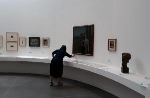 Saluzzo, opere e documenti del Fondo Matteo Olivero in mostra ad Angers