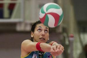 Pallavolo A2/F: Silvia Agostino per il terzo anno con l'LPM BAM Mondovì