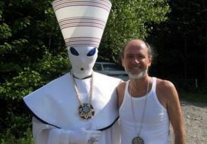 A Cuneo il movimento religioso che sostiene che gli alieni abbiano creato la vita sulla terra