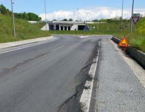 Anas sull'asfalto dissestato dell'Est-Ovest: 'Lavori entro la fine della prossima settimana'