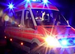 Mondovì: donna muore durante il trasporto in ospedale