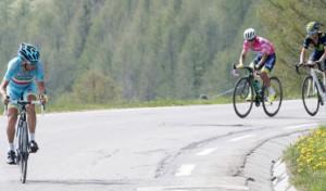 Giro d'Italia: le strade provinciali interessate dalla corsa chiuse due ore prima del passaggio
