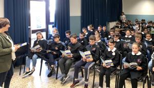 Il Lions Club Carrù-Dogliani nelle scuole elementari per la campagna 'Lions Sight for Kids'
