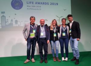 'Wolfalps' ha vinto il Life Awards 2019 per la conservazione della natura e della biodiversità