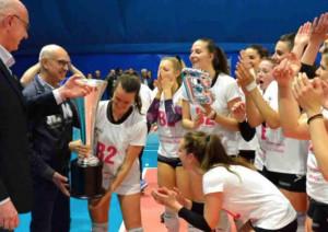 Pallavolo C/F: la Libellula Volley vola in Serie B2