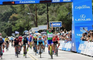 Ciclismo, Elisa Balsamo vince l'ultima tappa del Tour of California