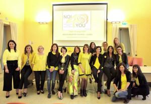 Cuneo, sala gremita per l'inaugurazione dello sportello antiviolenza 'Noi4you'