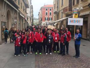 'Amico Sport' protagonista ai 'Play the Games' di La Spezia