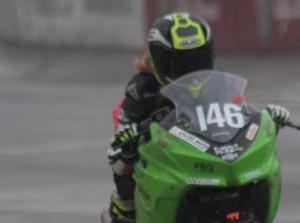 Motociclismo, doppia scivolata a Varano per Francesca Cagna