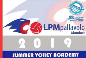 Torna la 'Summer Volley Academy' con la Lpm Bam Mondovì