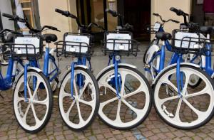 Cuneo, dall'estate 200 biciclette a pedalata assistita a disposizione dei cittadini