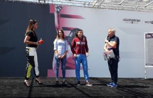 Il Giro celebra Elisa Balsamo e Erica Magnaldi, due 'eccellenze' del ciclismo cuneese