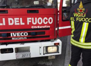 Incidente a Pietraporzio, coinvolti due mezzi pesanti e un'automobile