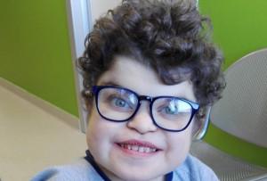 'La favola di Marco', una raccolta fondi per aiutare il bimbo di Fossano affetto da una rara malattia genetica