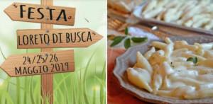Tre giornate di festa in frazione Loreto a Busca