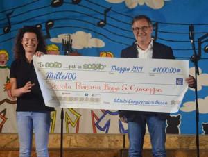 La Scuola Primaria di Borgo San Giuseppe vince la prima serata di 'In Coro... per un sogno'