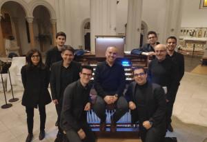 Gli organisti del Conservatorio di Cuneo al Santuario della Madonnetta di Genova