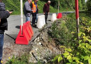 Via libera al progetto di fattibilità per la sistemazione della provinciale verso Pian Munè