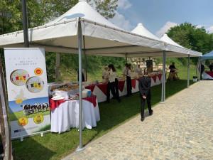 I Consorzi di Bra e Raschera festeggiano il decennale dell'Istituto Alberghiero di Barge