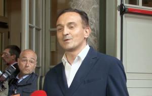 Cirio, le prime parole da presidente del Piemonte: 'Pensiamo ai problemi concreti delle persone'