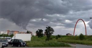 In arrivo temporali intensi, allerta gialla anche in provincia di Cuneo