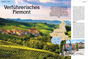 L'offerta turistica della Granda fa il giro delle riviste di settore del Nord Europa