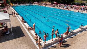 C'è la data dell'apertura della piscina esterna di Cuneo
