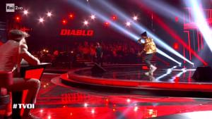 Il rapper di Cervasca 'Diablo' conquista la finale di The Voice